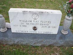 William Ray Flores