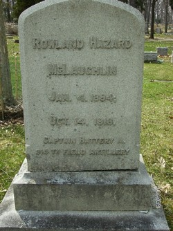Rowland Hazard McLaughlin