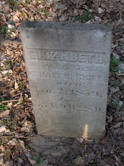 Elizabeth <i>Peters</i> Rickel