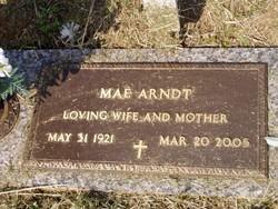 Mae Arndt