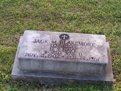 Jack M. Blakemore