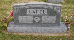 Eileen Elsie <i>Patzack</i> Carel