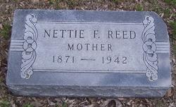 Nettie F. <i>Cook</i> Reed
