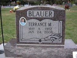 Terrance M Blauer