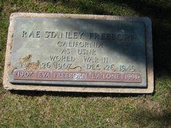 Rae Stanley Freeborn
