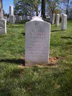 Sgt Alfred Rutgers Whitney