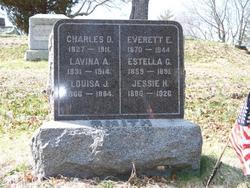 Estella G <i>Leighton</i> Smith