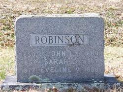 John E Robinson