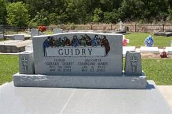 Gerald Jerry Guidry