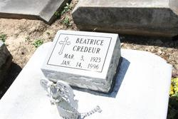 Beatrice Credeur