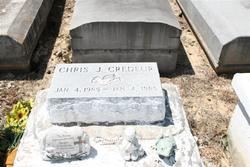 Chris J Credeur