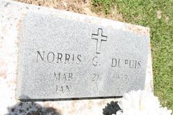 Norris G Dupuis