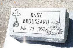 Baby Broussard