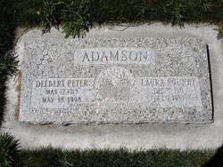 Laura <i>Roundy</i> Adamson