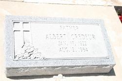 Albert Credeur