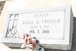 Duila L Credeur