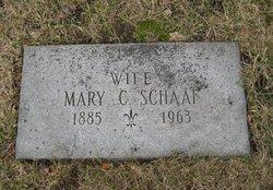 Mary Celeste <i>Purcell</i> Schaaf