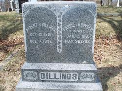 Harriet N <i>Boyden</i> Billings