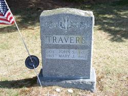 PFC John S Travers