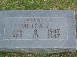 Alesandro Metcalf
