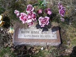 Ruth Anne Walter