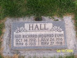 Howard Evan Hall