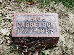 Amos Garretson