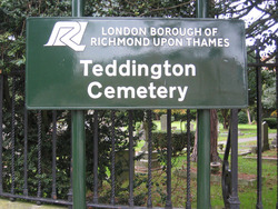 Teddington Cemetery