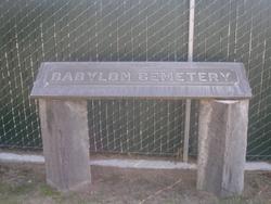 Babylon Cemetery