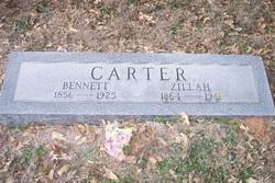 Zillah Carter