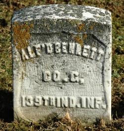Alfred J Bennett
