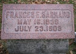 Frances E Barnard