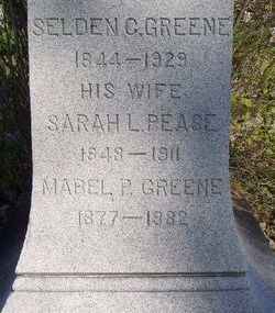 Selden C Greene