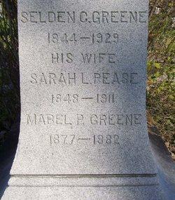 Mabel P Greene