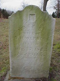 Mary L. <i>Fox</i> Warner