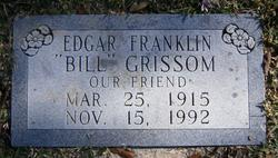 Edgar Franklin Bill Grissom