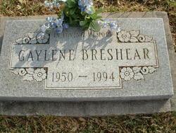 Gaylene Breshear