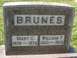 Mary Catherine <i>Isenhour</i> Brunes