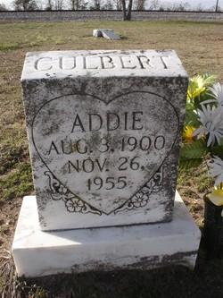 Addie Culbert