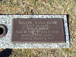 Denver Bull Randleman