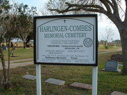 Harlingen-Combes Memorial Cemetery