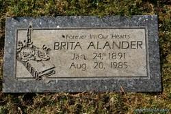 Brita Alander