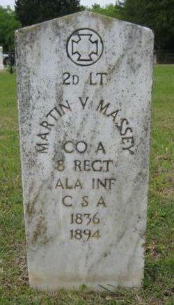 Martin Van Buren Massey