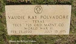 Vaudie Ray Polvadore