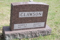 Pvt Andrew C Clawson