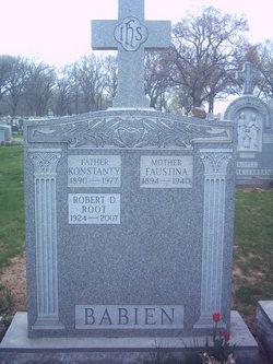 Faustina <i>Pukiela</i> Babien