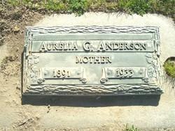 Aurelia G. Anderson