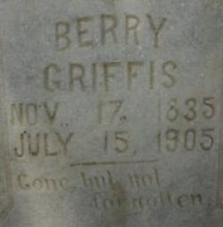 Westberry Register Berry Griffis