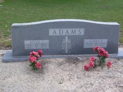 Alvin A Adams