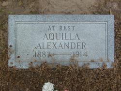 James Aquilla Alexander
